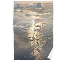 40,000 Foot Sunrise. Poster