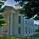 The Colusa County (CA) Courthouse by Bryan D. Spellman