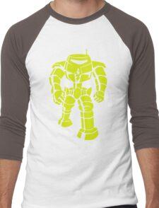ManBot Men's Baseball ¾ T-Shirt