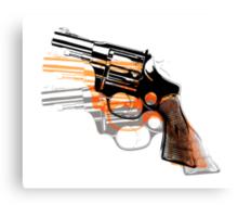 Got Yourself a Gun (Right)... Canvas Print