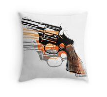 Got Yourself a Gun (Right)... Throw Pillow