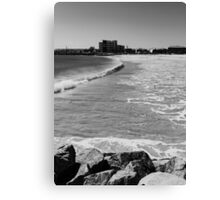 Geraldton Beach Canvas Print