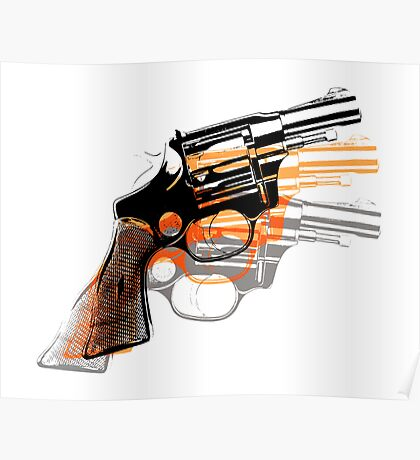Got Yourself a Gun (Left)... Poster