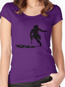Winter Soldier Women's Fitted Scoop T-Shirt