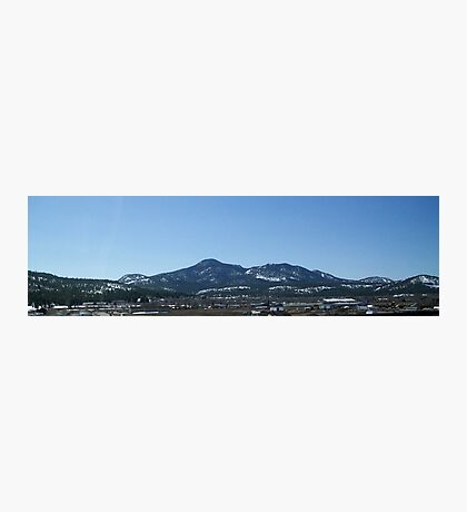 Bill Williams Mountain Photographic Print