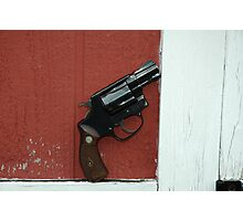 smith and wesson Photographic Print