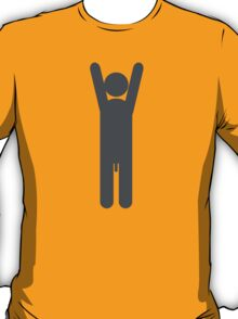 Naked Man T-Shirt