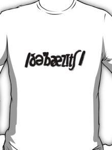 "The Basics - ""Live Album"" Edition (black) T-Shirt"
