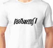 "The Basics - ""Live Album"" Edition (black) Unisex T-Shirt"