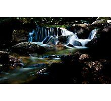 Jordan Stream #1 - Acadia National Park Photographic Print