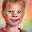 A Portrait A Day 20 - Oliver by Yevgenia Watts