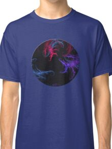 Cool Winds Abstract Classic T-Shirt