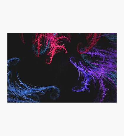 Cool Winds Abstract Photographic Print