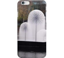 Town Hall Fountain Christchurch iPhone Case/Skin
