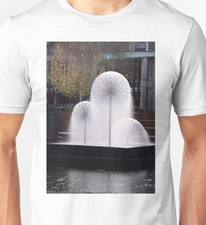 Town Hall Fountain Christchurch Unisex T-Shirt