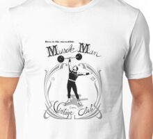 Muscle Man - Vintage Club Unisex T-Shirt