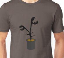 Creepy little flytrap Unisex T-Shirt