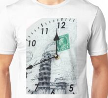Just About Noon Around The World Unisex T-Shirt
