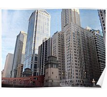 Tall Buildings Poster