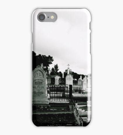 Cemetery iPhone Case/Skin
