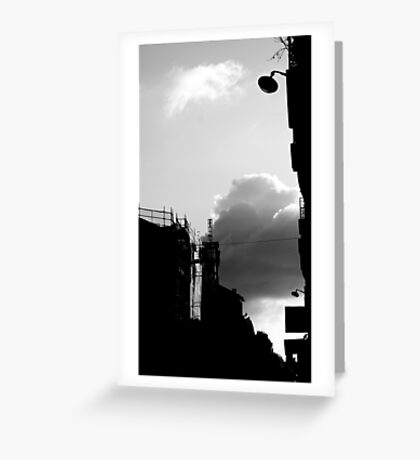 Rue Gassendi  - Paris 14ème - Greeting Card