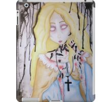 Lady of the Leeches iPad Case/Skin