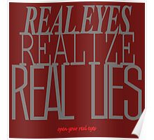 realize Poster