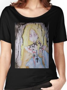 Lady of the Leeches Women's Relaxed Fit T-Shirt