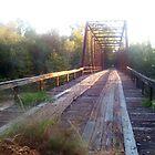 Lucien Bridge - McCall Creek by Dan McKenzie