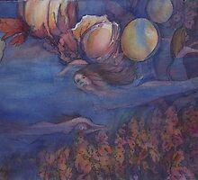 swimming through my dreams by Ellen Keagy