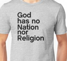 Nor Religion Unisex T-Shirt