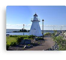 Port Medway Lighthouse Metal Print