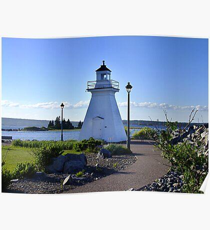 Port Medway Lighthouse Poster