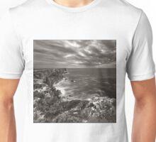 Land, sea, sky - The Bunda Cliffs Unisex T-Shirt