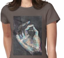Muladhara - Root chakra mudra  Womens Fitted T-Shirt