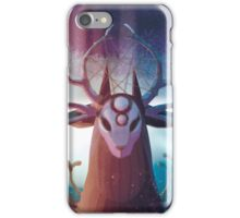 Alpha Stag iPhone Case/Skin