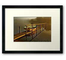 """Floodtide"" Framed Print"