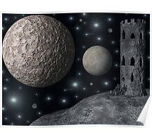 Galactic Ruin Poster