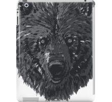Bear BW iPad Case/Skin