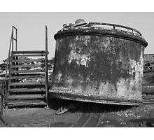 Mooring Buoy Photographic Print
