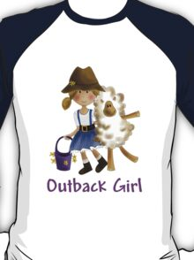 Outback Girl T-Shirt