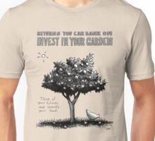 Invest In Your Garden Unisex T-Shirt