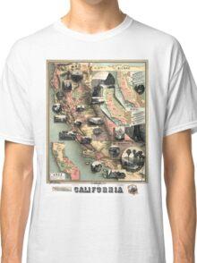 California - United States - 1888 Classic T-Shirt