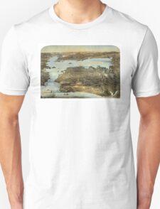 San Francisco - California - United States - 1868 Unisex T-Shirt