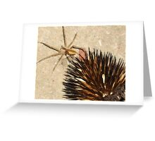 Prickly, Crawly Things Greeting Card
