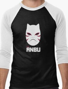 ANBU - Kakashi Men's Baseball ¾ T-Shirt