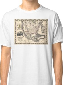 United States in 1849 Classic T-Shirt