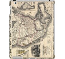 United States in 1849 iPad Case/Skin