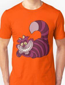 Smiling Cheshire Cat T-Shirt