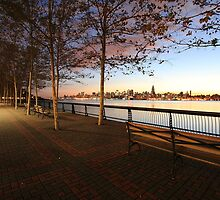 Promenade on the Hudson Rv.! by pmarella